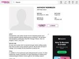 Anthony Morrison   The Entrepreneur & Self-help Author