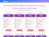 Famups Is A Best Site to Buy Facebook Likes