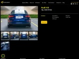 Audi A3 For Rent in Dubai – Hire Audi A3 from Faster Rent a Car in Dubai