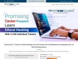 Be a certified ethical hacker while learning ethical hacking course online