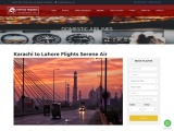 Affordable flights to Lahore-Fatima travels