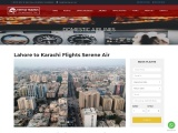 Best deals on vacation packages Lahore to Karachi-Fatima travels