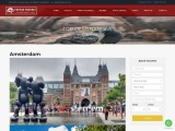 Cheap Flights to Amsterdam from Islamabad-Fatima travels