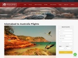 Cheapest Days to Buy Flights Deal from Islamabad to Australia-Fatima travels