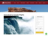 find the best travel deals for Canada from Islamabad-Fatima travels