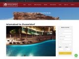 Cheap Flights from Islamabad to Dusseldorf-Fatima travels