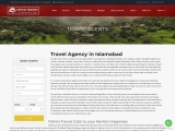 Best and Cheap travel agents in Islamabad-Fatima travels
