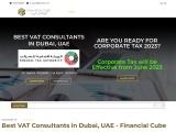 Financial Cube – VAT Registration In UAE