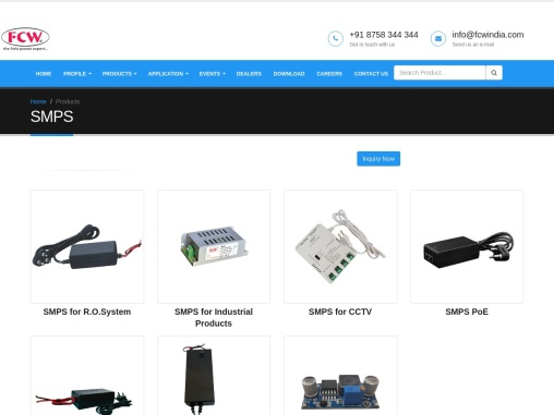 SMPS Power Supply Manufacturer