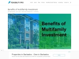 Benefits of multifamily investment