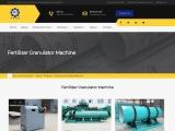 Good Price Fertilizer granulator machine | pellet machine