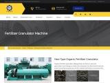 High cost-performance Organic Fertilizer Granulator Machine