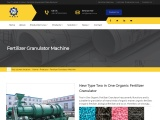 Two In One Fertilizer Granulator | NPK and Organic Fertilizer Pelletizer