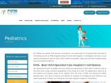 Paediatricians in Coimbatore   Best Child Specialist Care Hospital   Fims