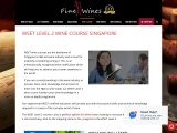 wset 2 | wset level 2 | wine school | wine training