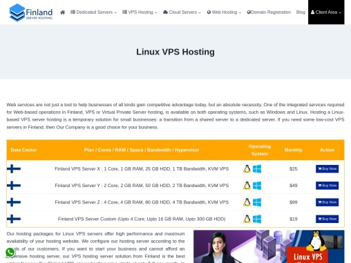 Hire Linux VPS Hosting for Better Experience