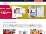 Fire Suppression System Manufacturer | Fire Suppression System Supplier | Fire Alarm System Delhi