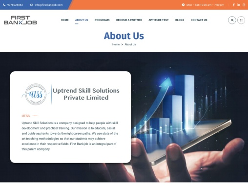 Best institute for banking and softskills in Vadodara and Indore – firstbankjob