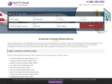 American Airlines Reservations | American Airlines Flight Reservations | FirstFlyTravel