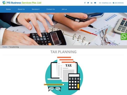 Tax Planning Consultation Services
