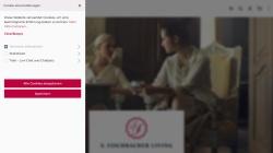 www.fischbacher-living.de Vorschau, S. Fischbacher Living - Exklusives Parkett und Wohnen