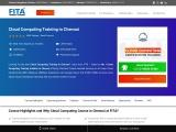 Cloud Computing Courses in Chennai