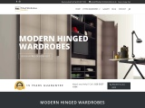 Modern Hinged Wardrobes Designs And Ideas
