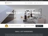Small Loft Wardrobes   Wardrobes Designs London