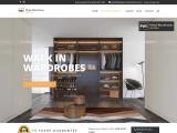 Walk In Wardrobes In London | Custom Made Wardrobes Designs