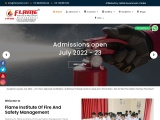 Flame Institute of Fire & Safety Management – Flameifsm Vasai (W)