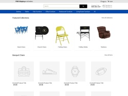 Flash Furniture Store screenshot