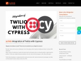 Integration of Twilio with Cypress