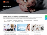 Software Testing Case Studies of our esteemed clients.
