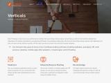Verticals Software Testing Industries