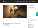 Websocket load testing using Jmeter