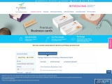 Online business card printing using digital / offset printing, India