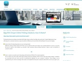 Online Printing Solutions And Web To Print Storefront How It Works?