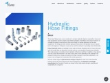 Hydraulic Hose Fitting in Mysore | Flexo Tech Products