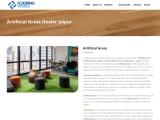 Artificial Grass and Turf Dealer in Jaipur | Flooring World