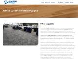 Office Carpet Tile Company in Jaipur | Flooring World