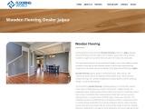Wooden Laminated Flooring Dealer in Jaipur | Flooring World