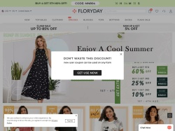 Floryday screenshot