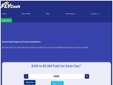 Guaranteed Approval Loans for Poor Credit Canada