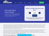 No Credit Check Loans E-Transfer Payday Loans Canada