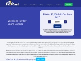Weekend Payday Loans Deposited on Sunday Canada
