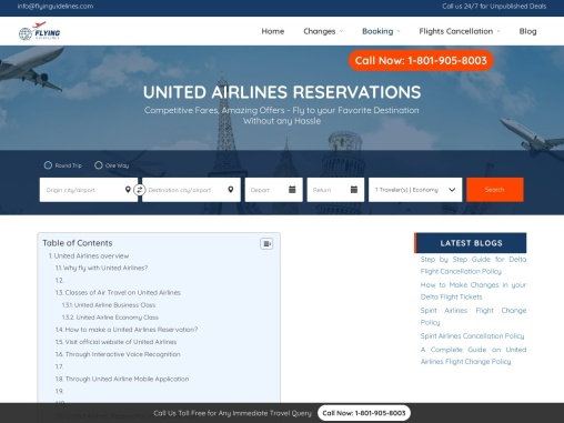 United Airlines Reservations +1-800-548-3192   Manage flights Booking