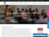 German Coaching Classes in Chennai | Fly N Study Overseas