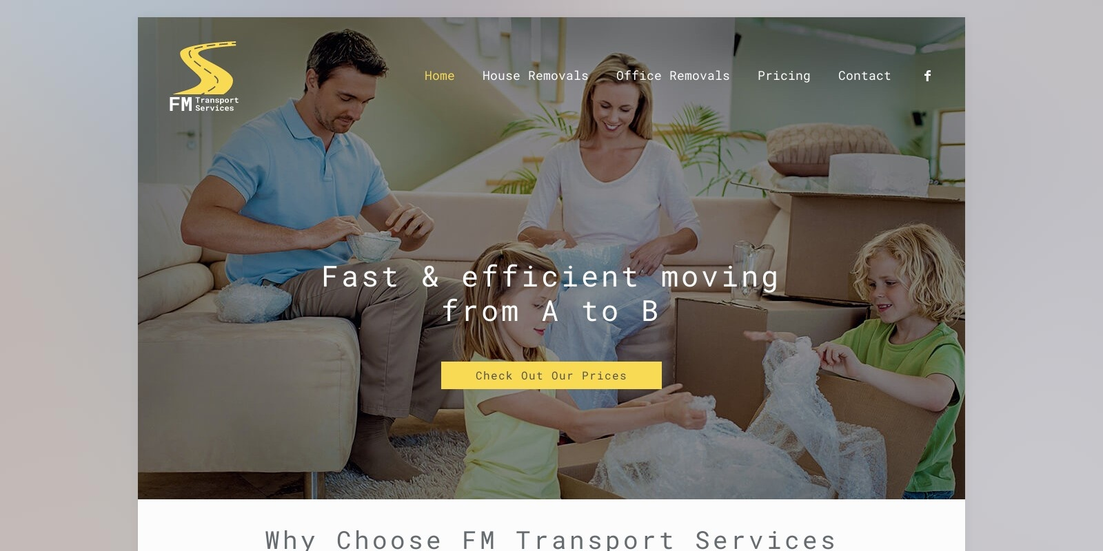 Preview of https://www.fmtransportservices.co.uk/