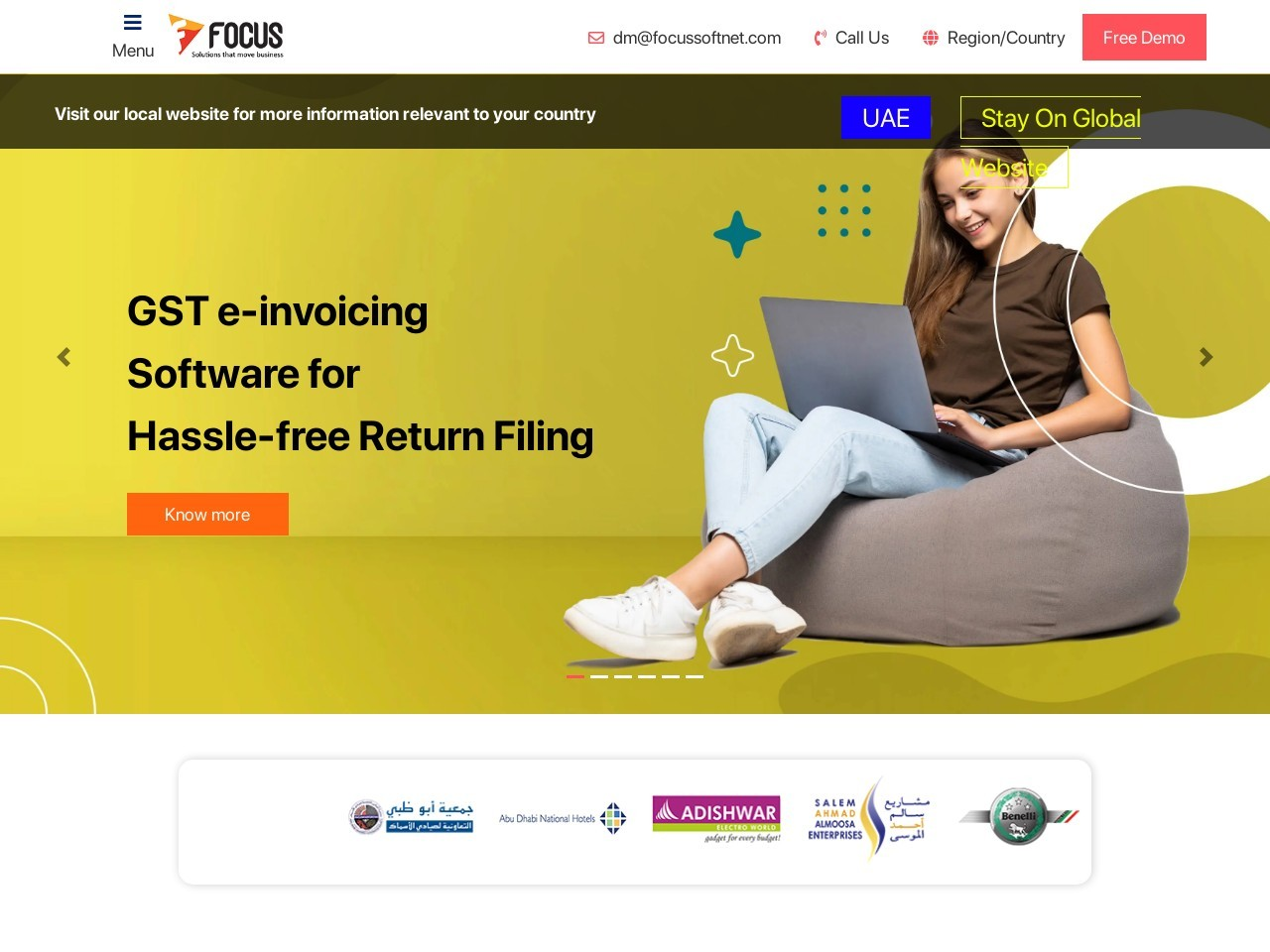ERP for Retail Business   Retail ERP Software