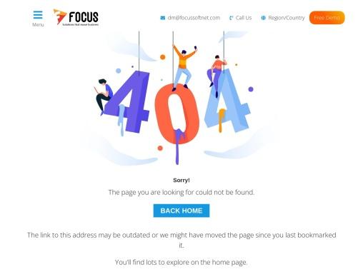 HR Management Software | HCM Software | Focus Softnet